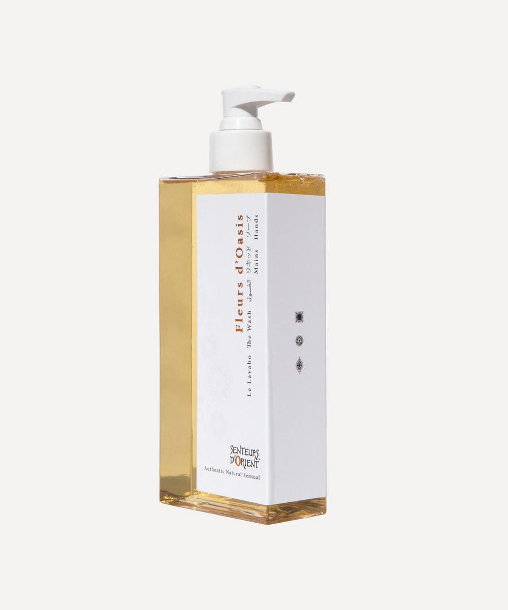 Senteurs d'Orient - The Wash Fleurs d'Oasis Hand Wash 300ml