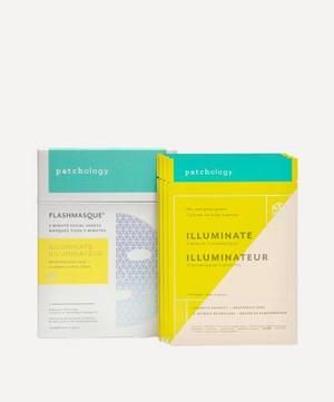 FlashMasque® Illuminate 5-Minute Sheet Masks 4 Pack