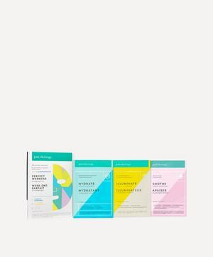 FlashMasque® 5-Minute Sheet Masks Perfect Weekend Trio