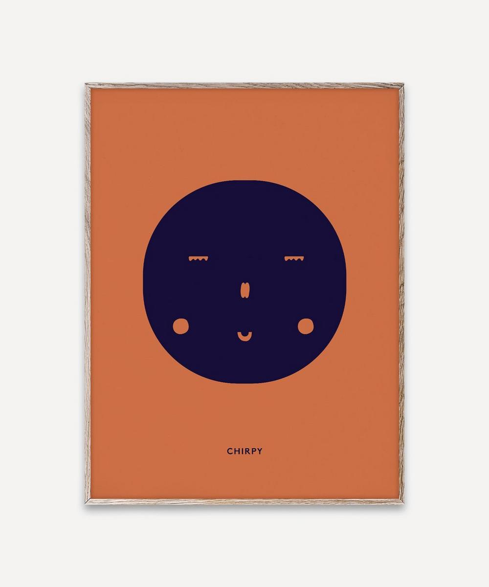 MADO - Chirpy Feeling A3 Print