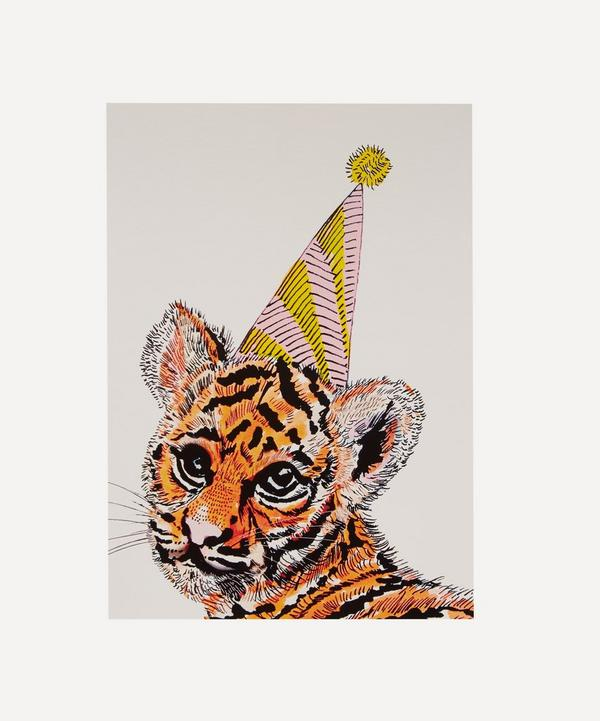 Max Made Me Do It - Party Tiger A3 Print