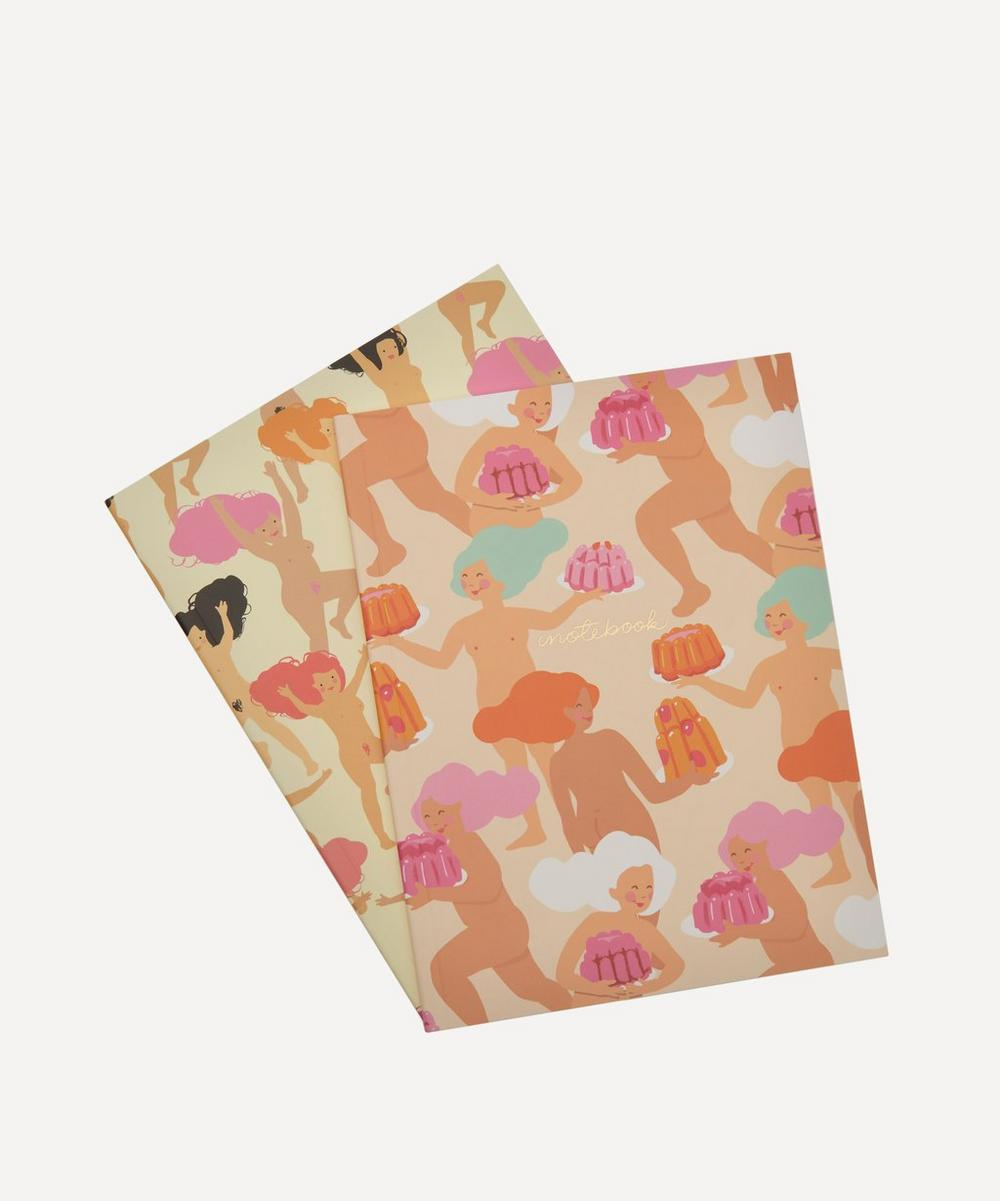 Noi - Nudie Notebooks Set of Two