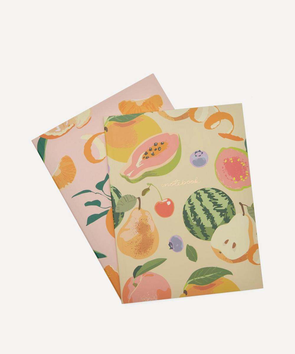 Noi - Fruity Notebooks Set of Two