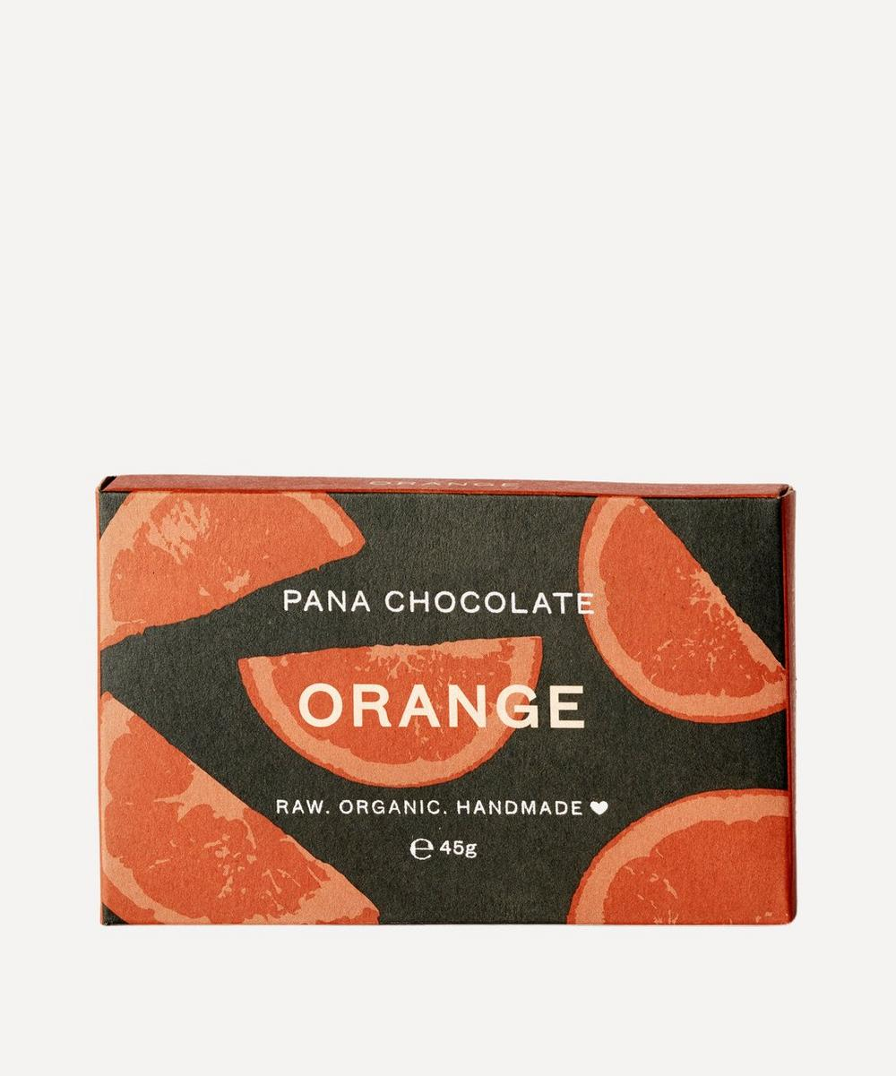 Pana Organic - Orange Chocolate Bar 45g