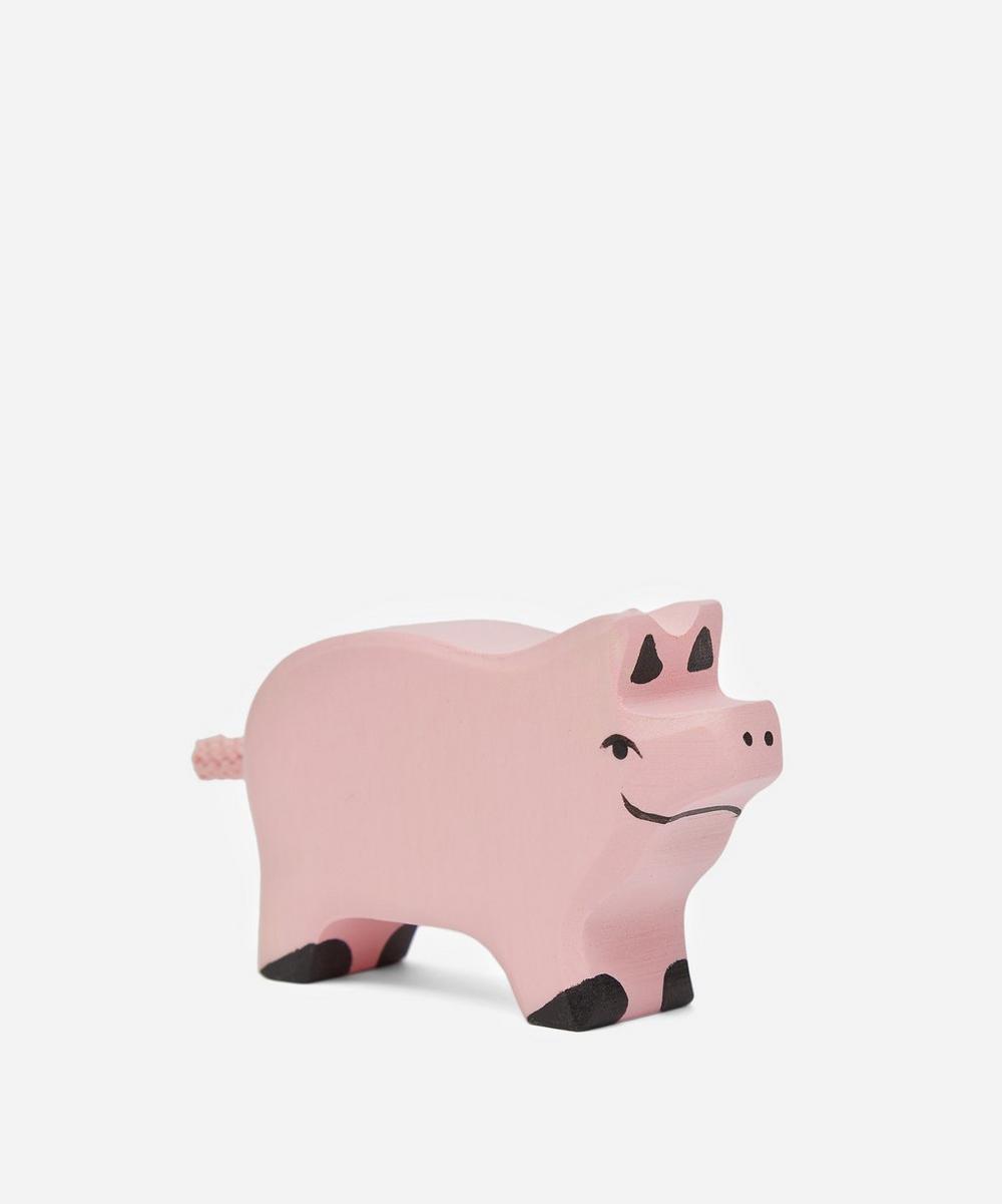 Holztiger - Piglet Toy