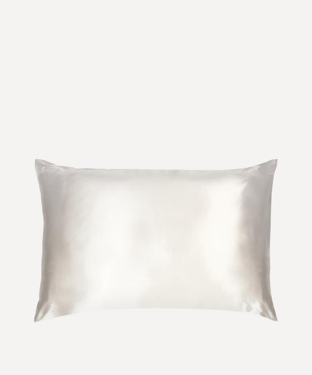 Slip - Queen Silk Pillowcase