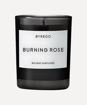 Burning Rose Mini Candle 70g