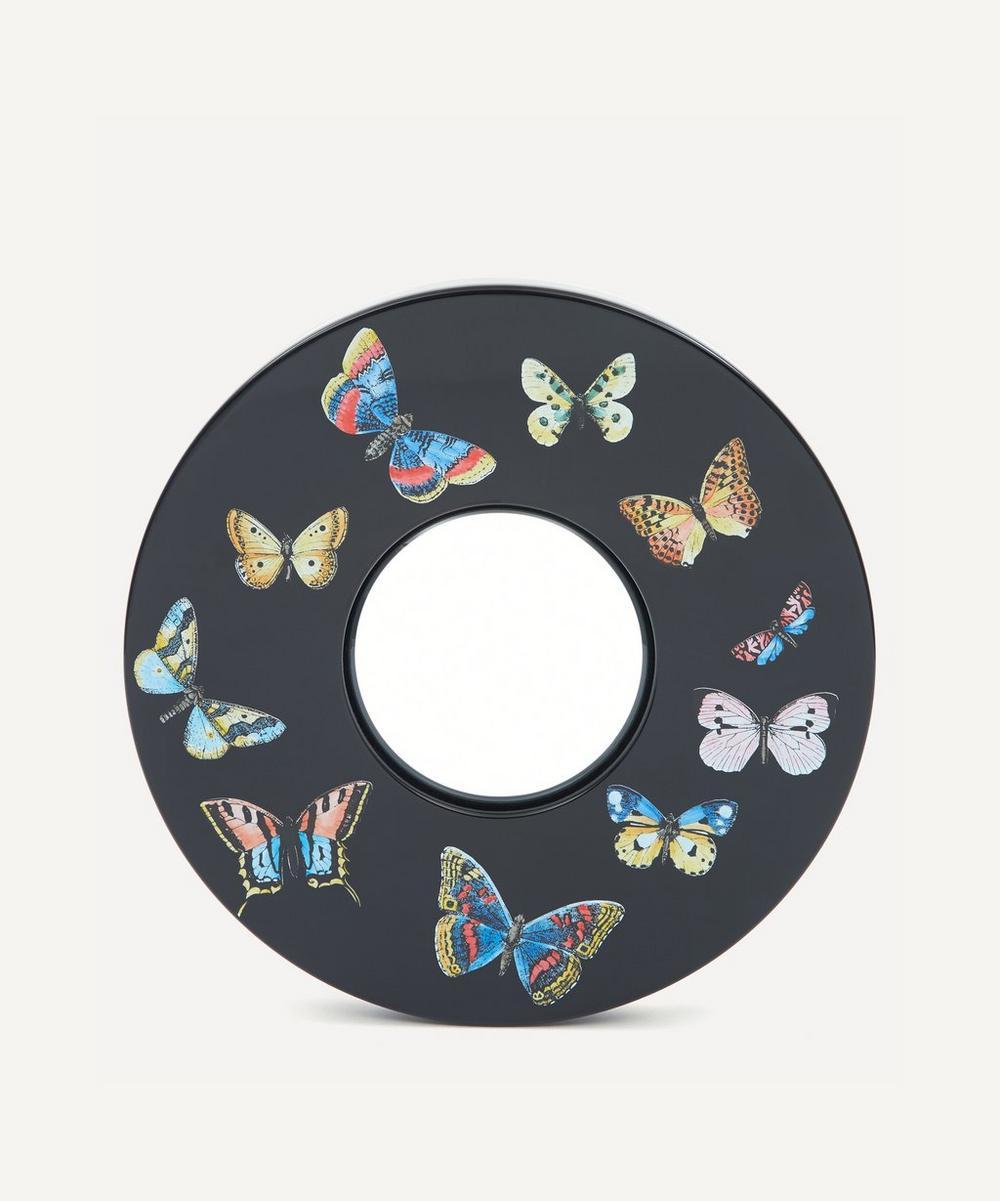 Fornasetti - Farfalle Convex Mirror