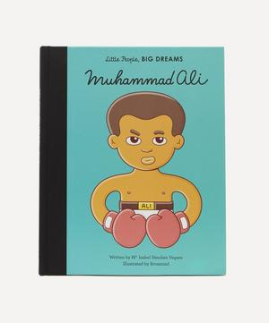 Little People Big Dreams Muhammed Ali