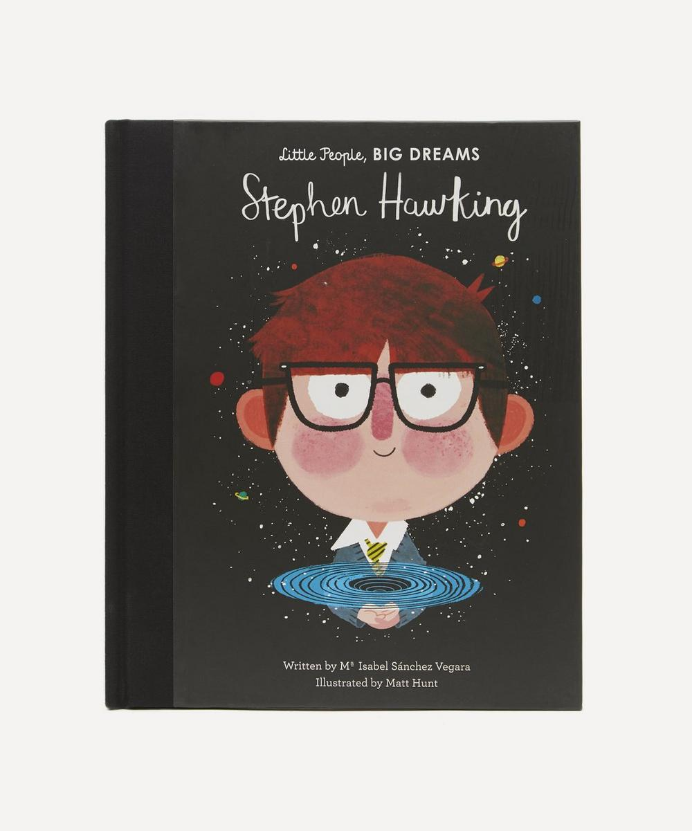 Bookspeed - Little People, Big Dreams Stephen Hawking