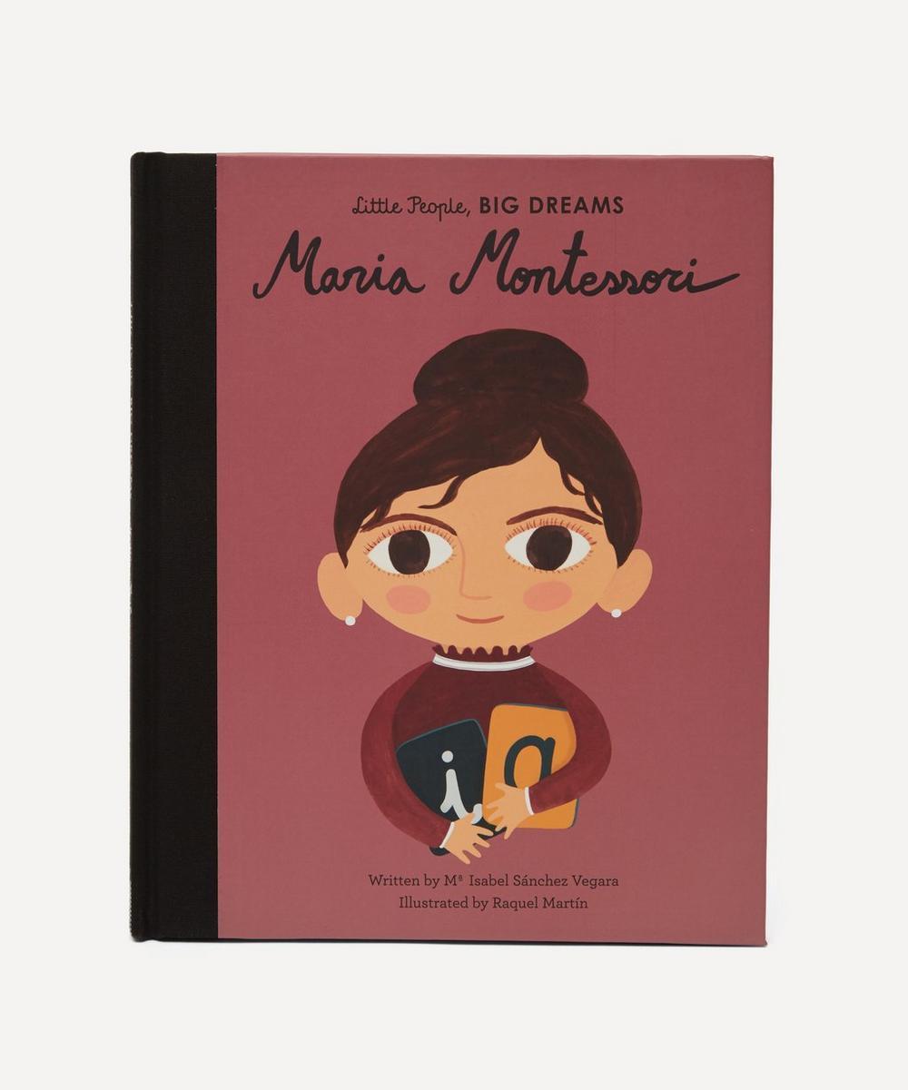 Bookspeed - Little People Big Dreams, Maria Montessori