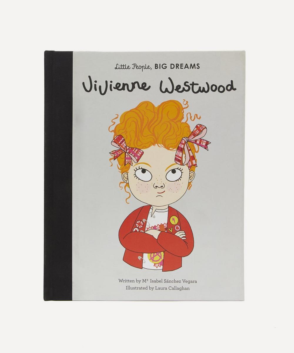 Bookspeed - Little People, Big Dreams Vivienne Westwood