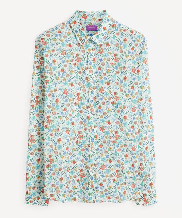 Liberty - Edenham Tana Lawn™ Cotton Lasenby Shirt