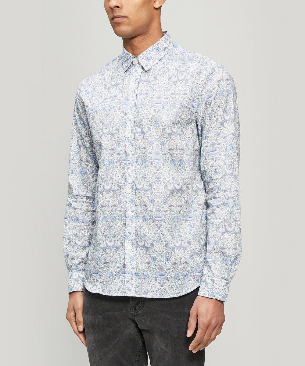 Liberty - Lodden Tana Lawn™ Cotton Lasenby Shirt