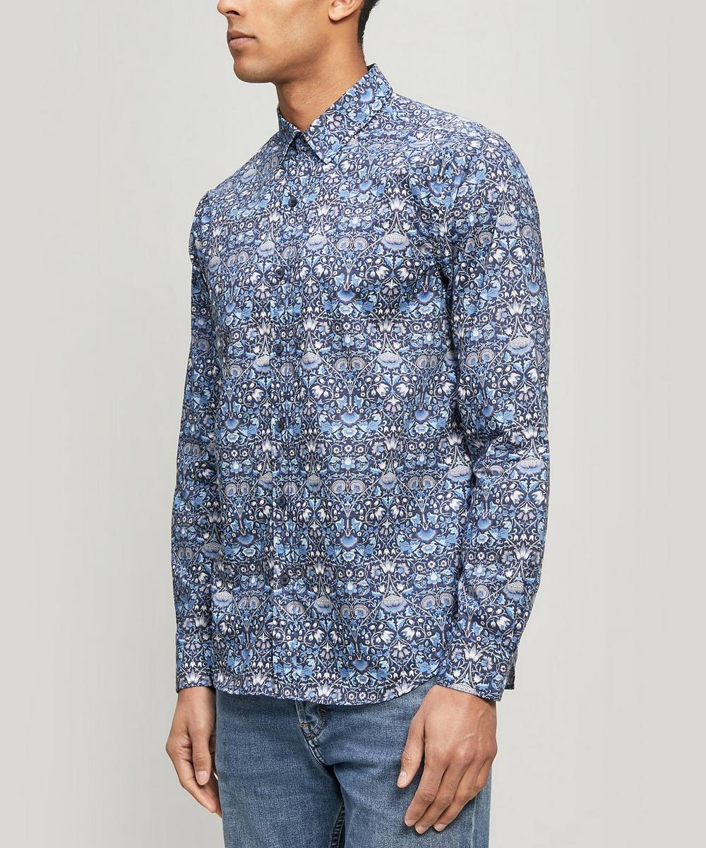 Liberty - Lodden Tana Lawn™ Cotton Lasenby Shirt