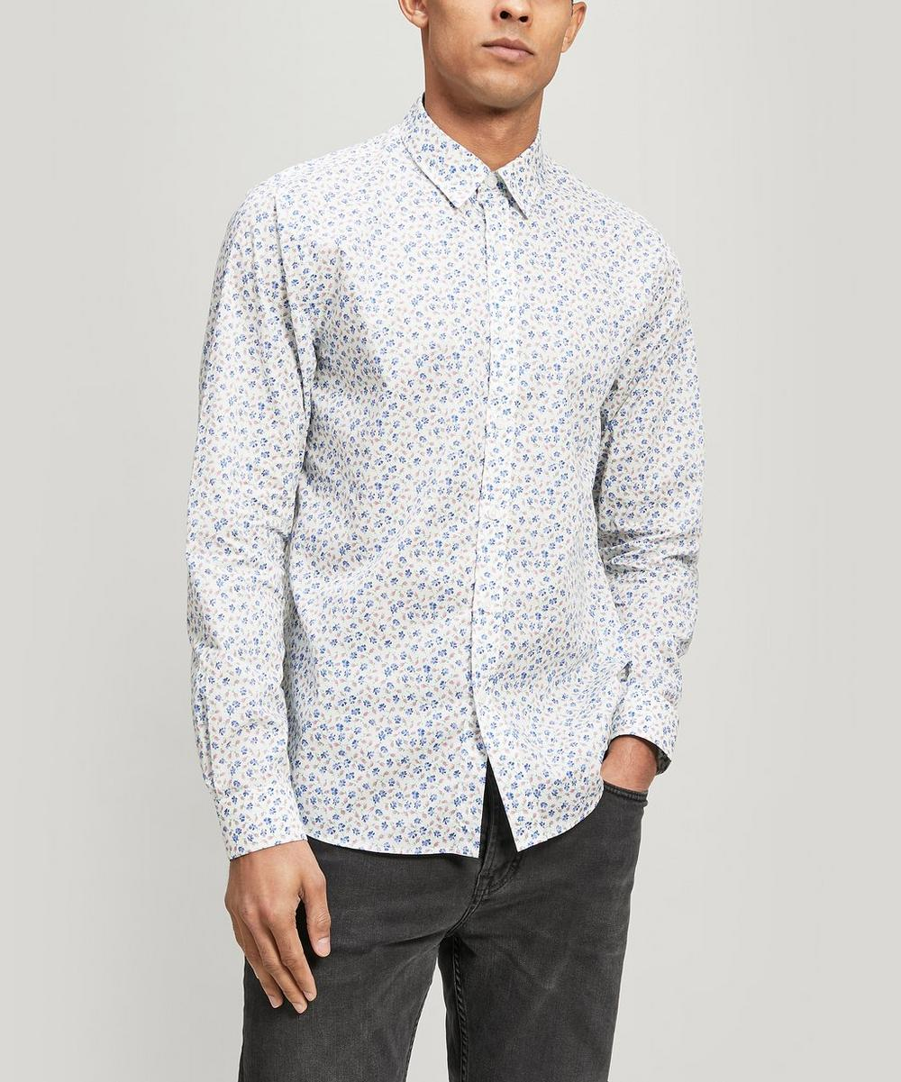 Liberty - Franche Tana Lawn™ Cotton Lasenby Shirt