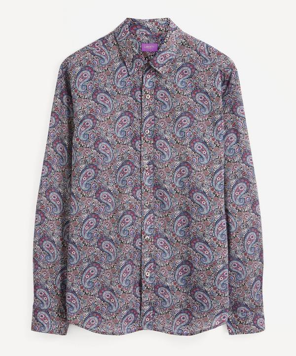 Liberty - Lee Manor Tana Lawn™ Cotton Lasenby Shirt