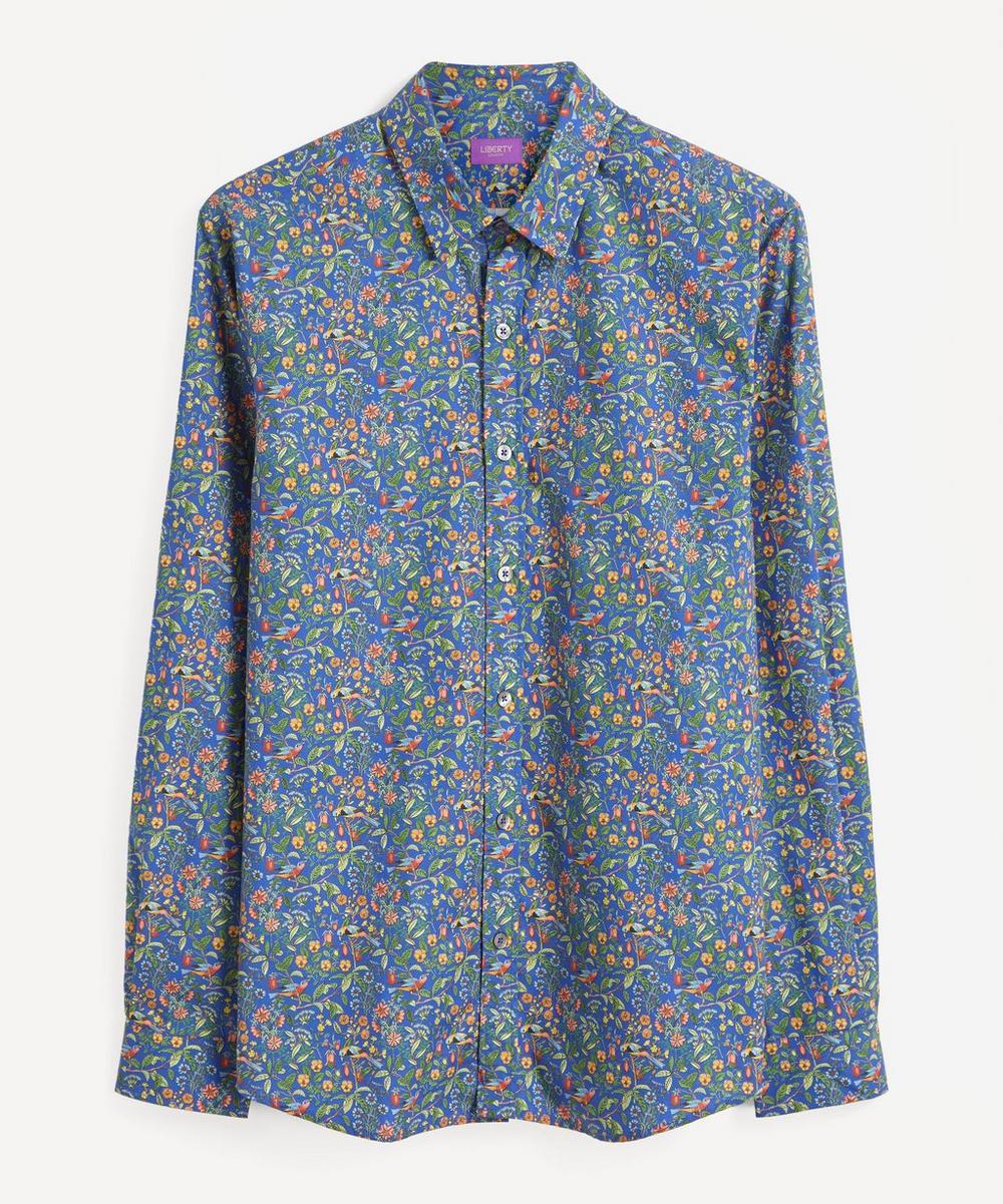 Liberty - Catesby Poplin Lasenby Shirt