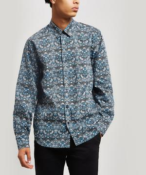 Strawberry Thief Tana Lawn™ Cotton Lasenby Shirt
