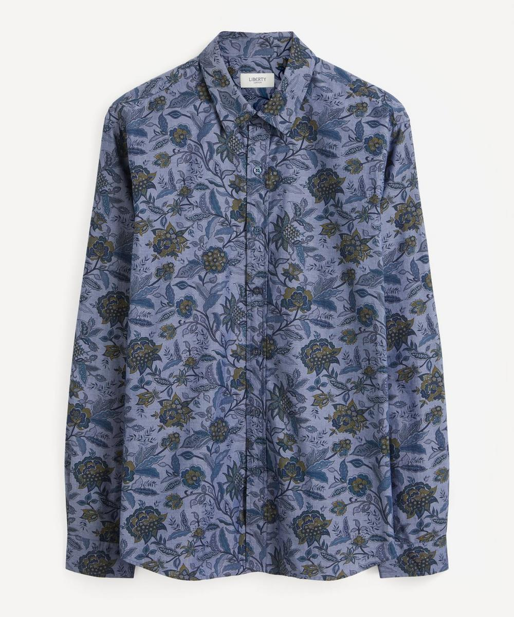 Liberty - Damsa Chambray Cotton Lasenby Shirt