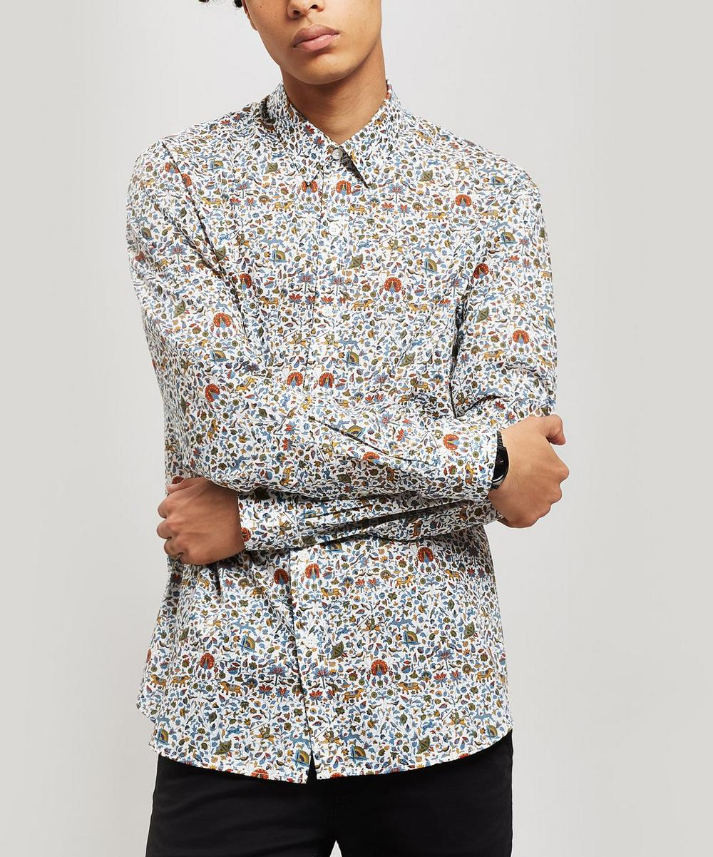 Liberty - Imran Tana Lawn™ Cotton Lasenby Shirt
