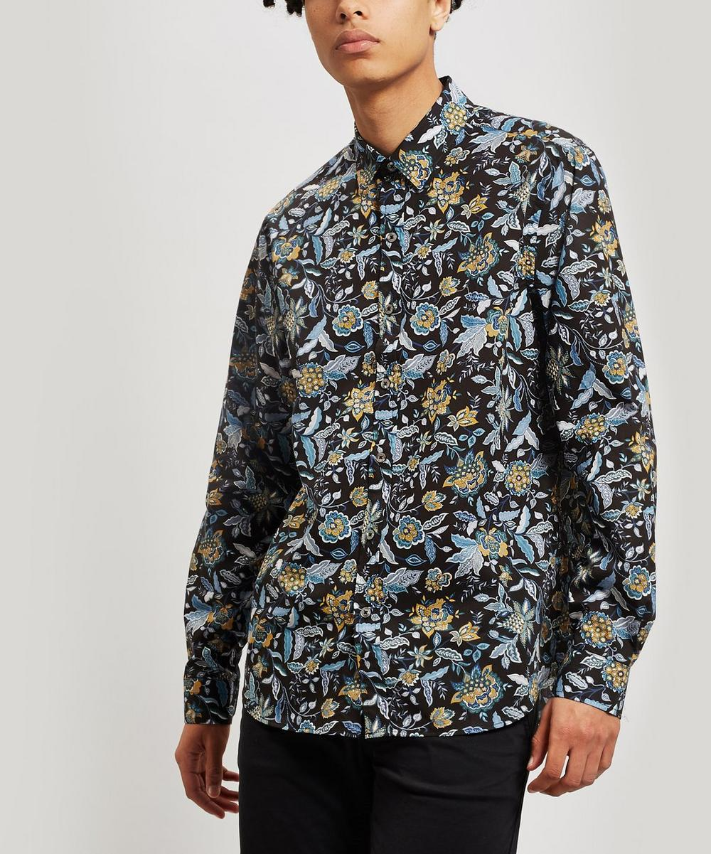 Liberty - Damsa Tana Lawn™ Cotton Lasenby Shirt