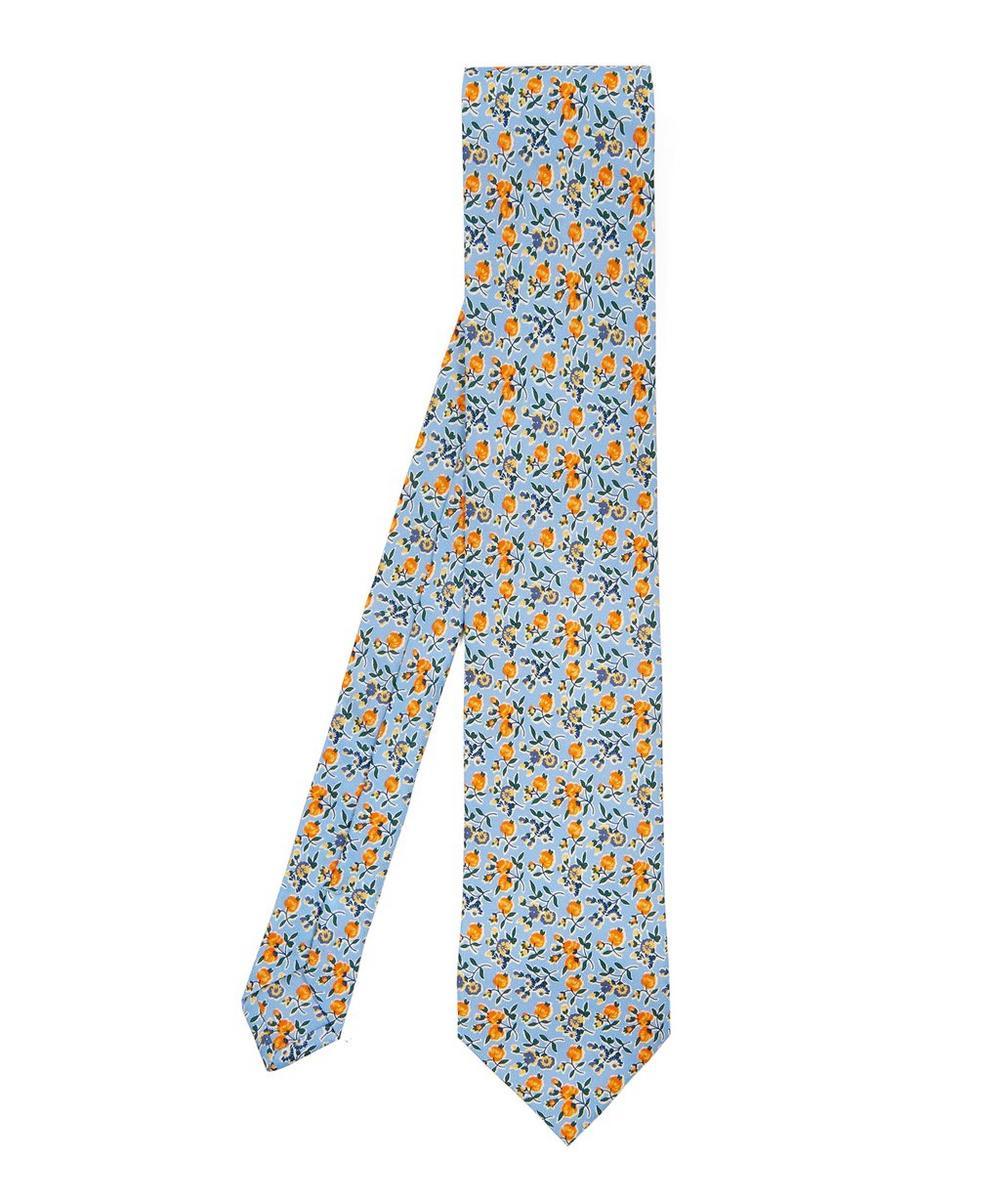 Liberty - Ellesmere Printed Silk Tie