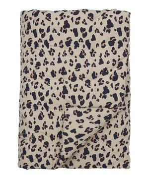 Agnes Leopard Baby Blanket