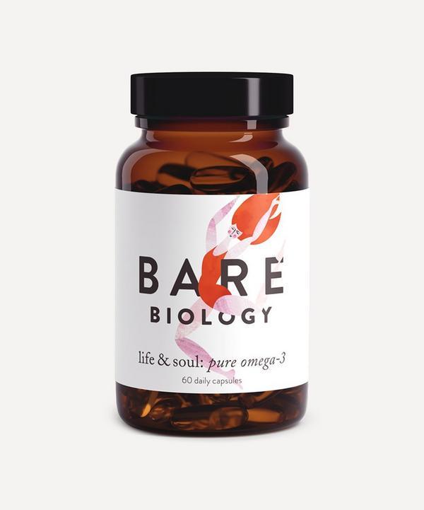 Bare Biology - Life & Soul Omega 3 Fish Oil 60 Maxi Capsules