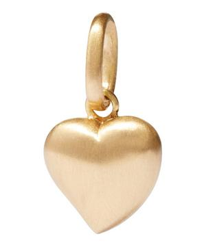 18ct Gold Small Heart Charm