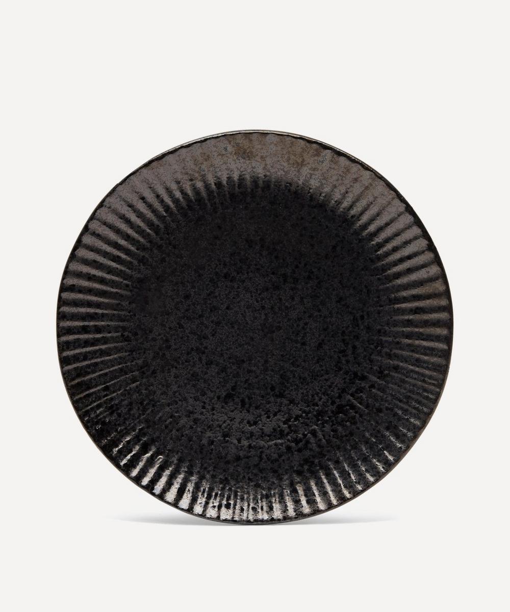 Madam Stoltz - Stoneware Plate