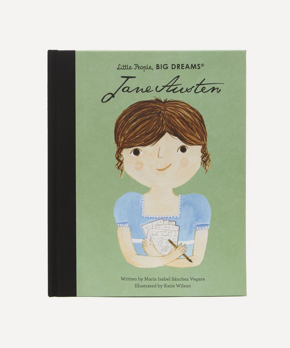 Bookspeed - Little People, Big Dreams Jane Austen
