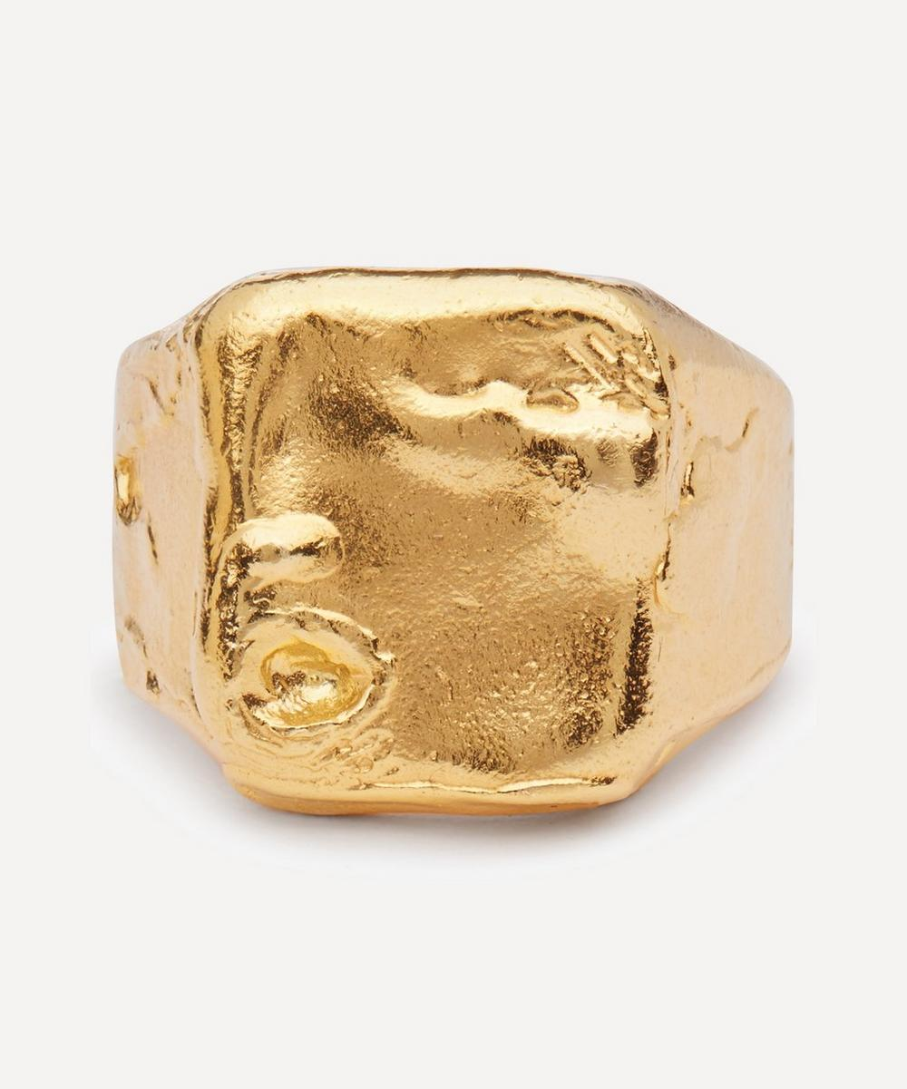 Alighieri - Gold-Plated The Lost Dreamer Ring image number 0