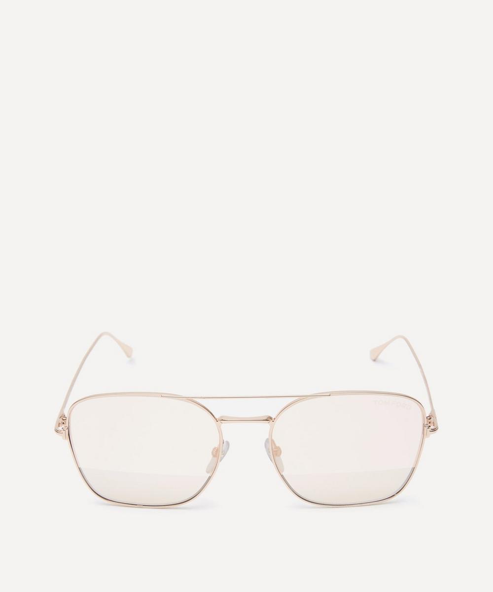 Tom Ford - Dyllan Aviator Sunglasses