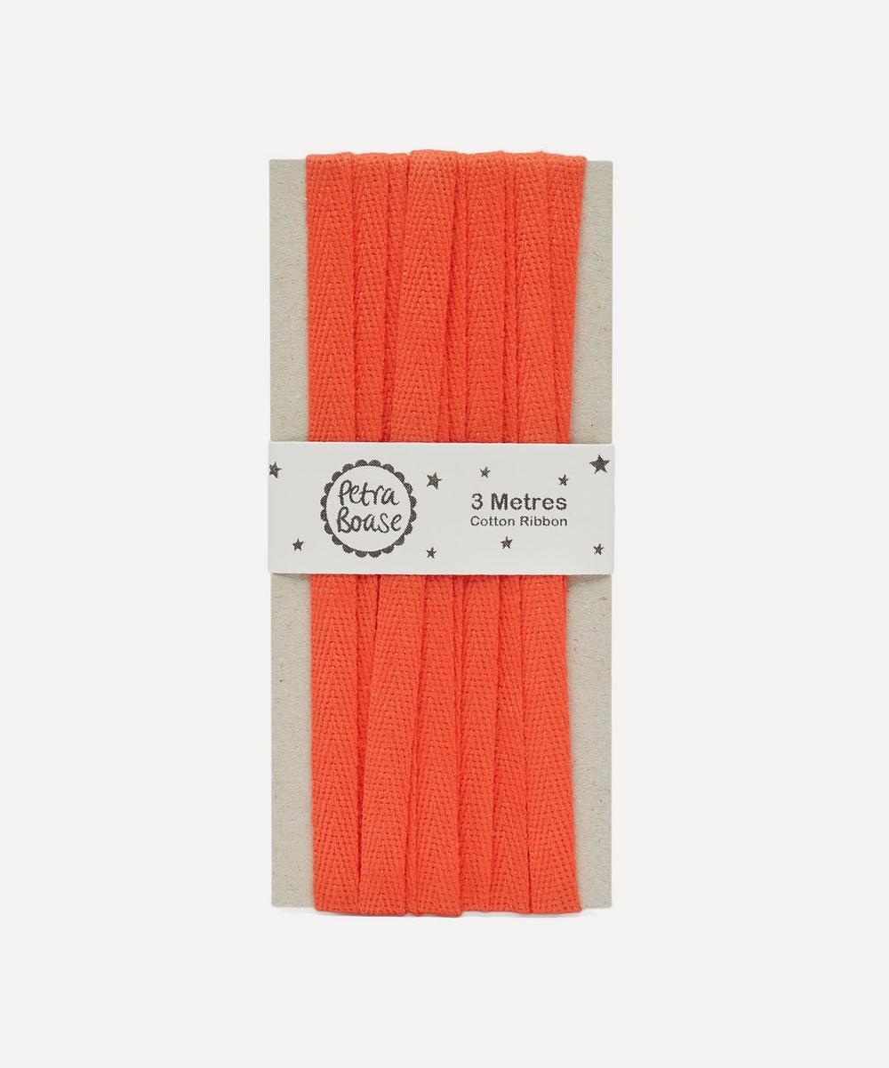Petra Boase - Cotton Herringbone Ribbon 3 Metre Pack