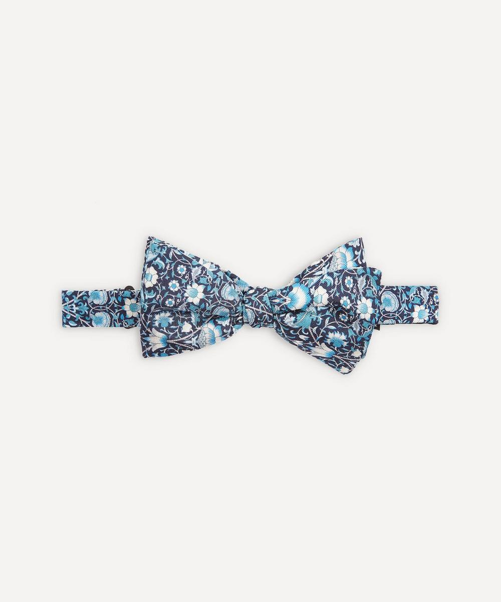 Liberty - Lodden Pre-Tied Silk Bow Tie