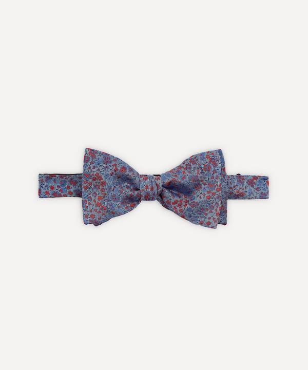 Liberty - Phoebe Woven Pre-Tied Silk Bow Tie