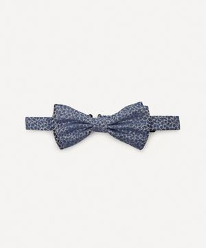 Glenjade Woven Pre-Tied Silk Bow Tie