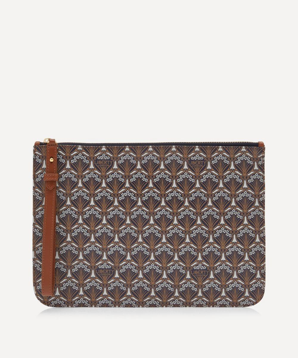 Liberty - Iphis Canvas Clutch