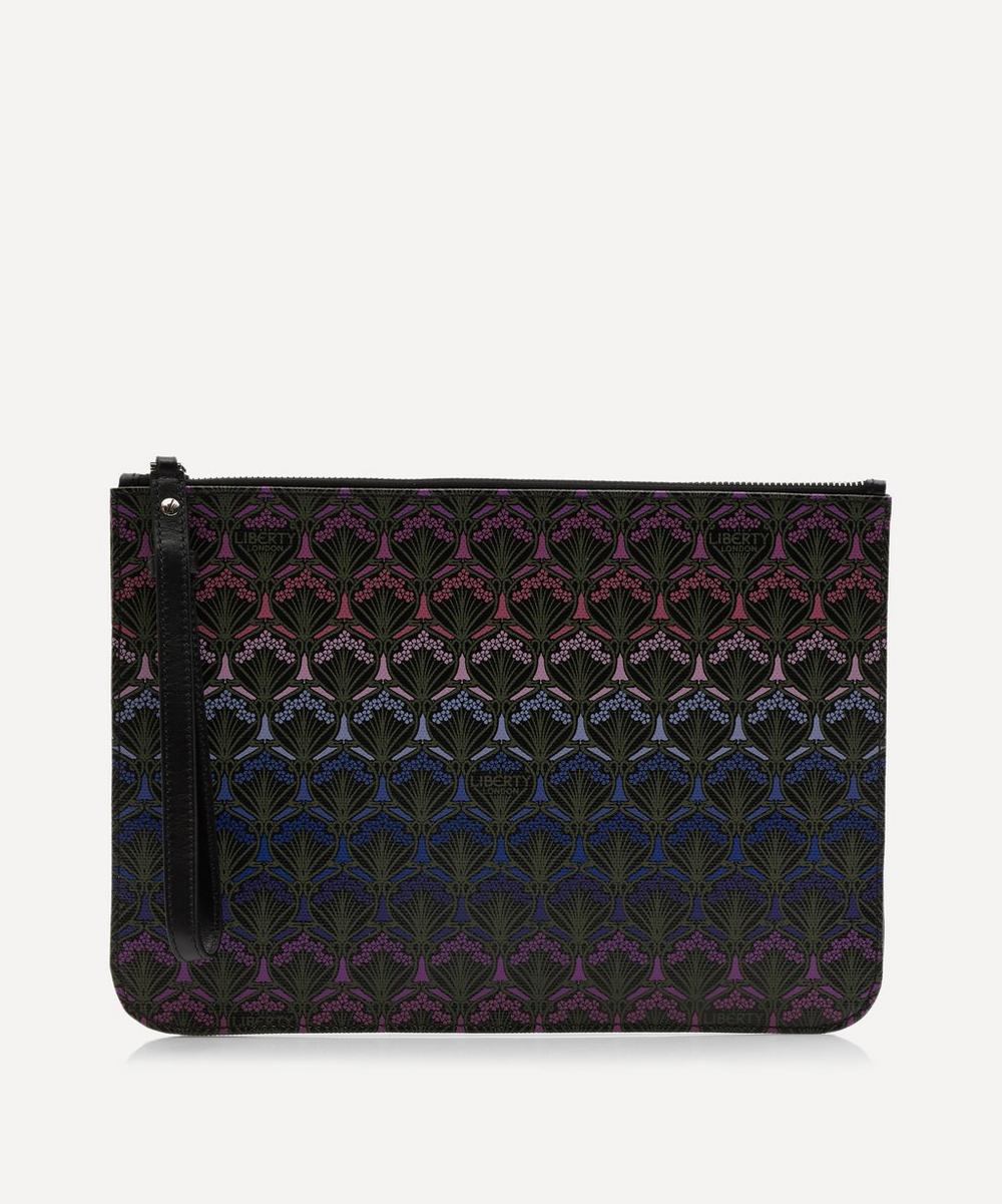 Liberty - Iphis Canvas Dusk Clutch