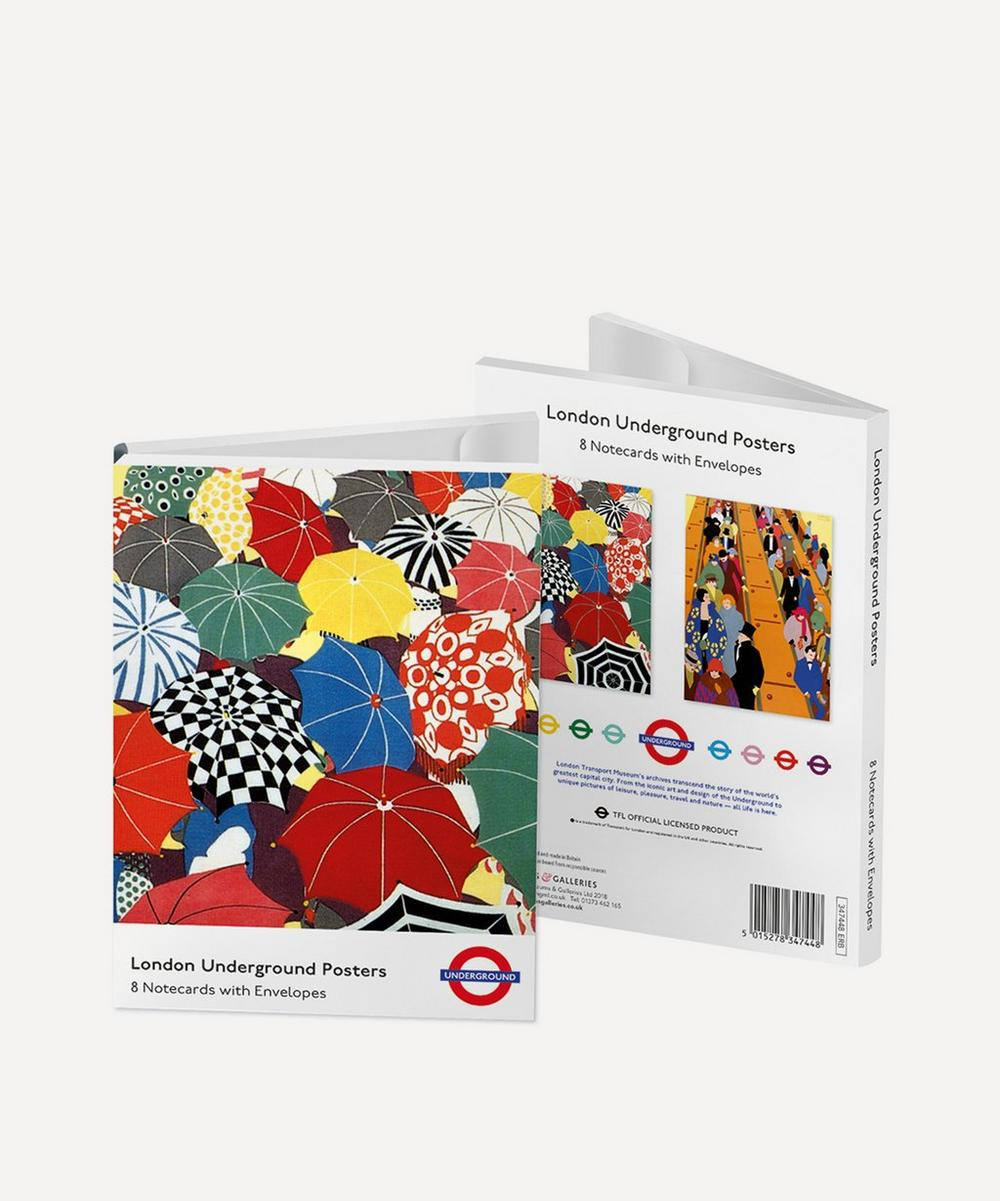 Unspecified - London Underground Poster Notecards Set of 8