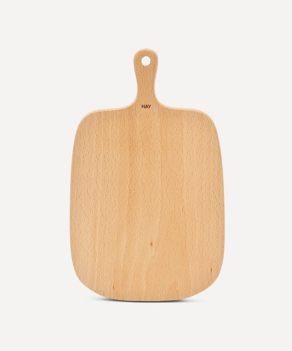 Hay - Small Plank Rectangular Chopping Board
