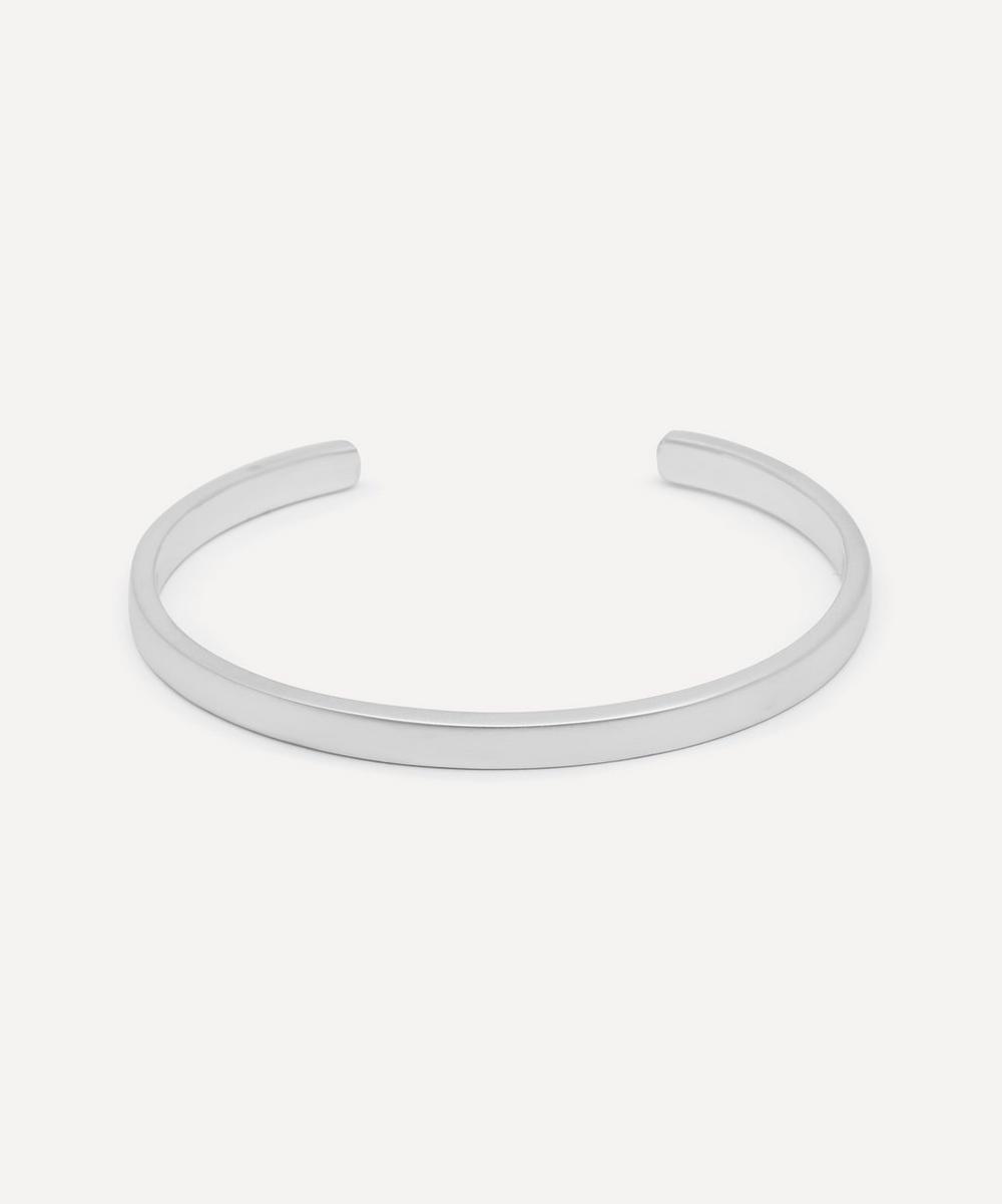 Miansai - Sterling Silver Singular Cuff Bracelet