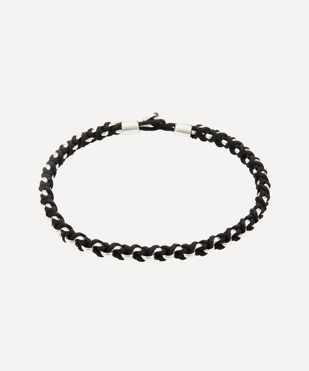 Miansai - Sterling Silver Nexus Chain Bracelet