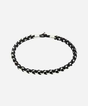 Sterling Silver Nexus Chain Bracelet