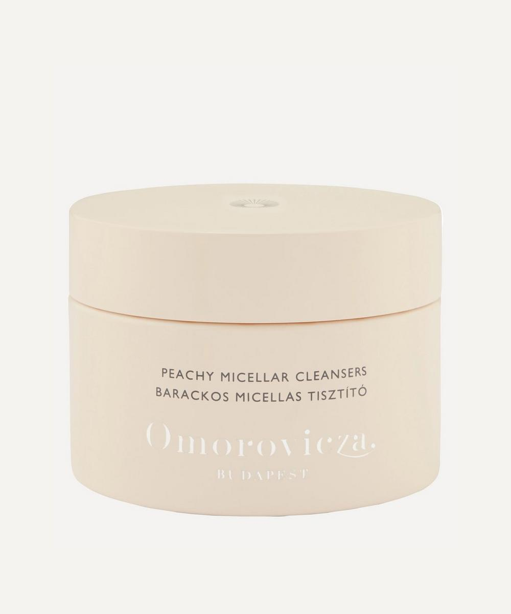 Omorovicza - Peachy Micellar Cleansers 60 Discs