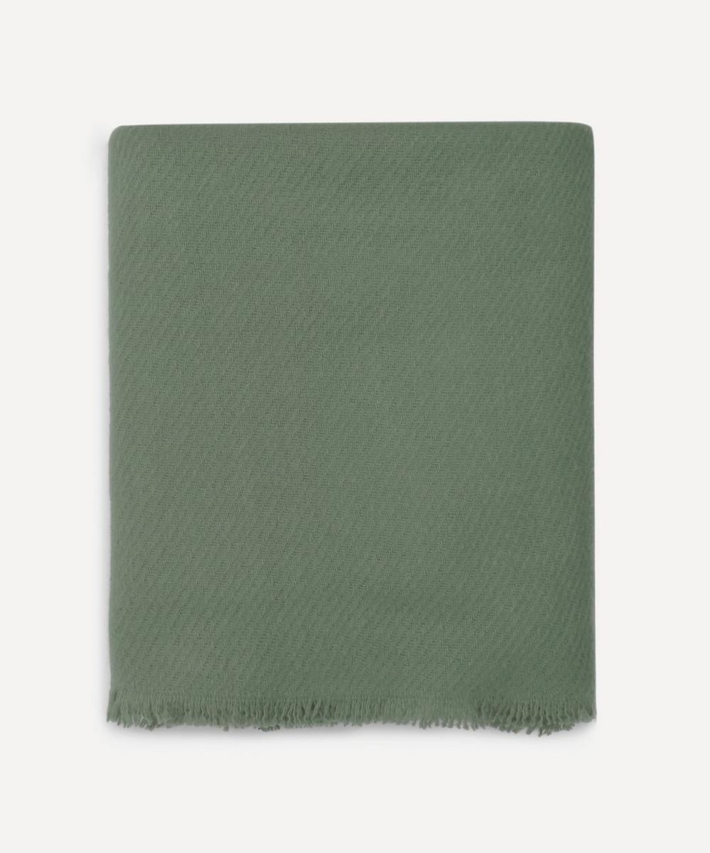 Hay - Wool Mono Throw