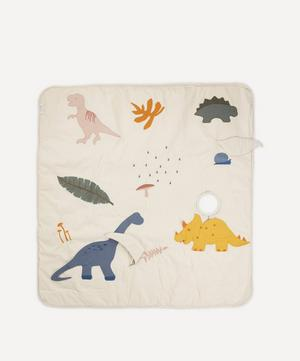 Glenn Dino Activity Blanket