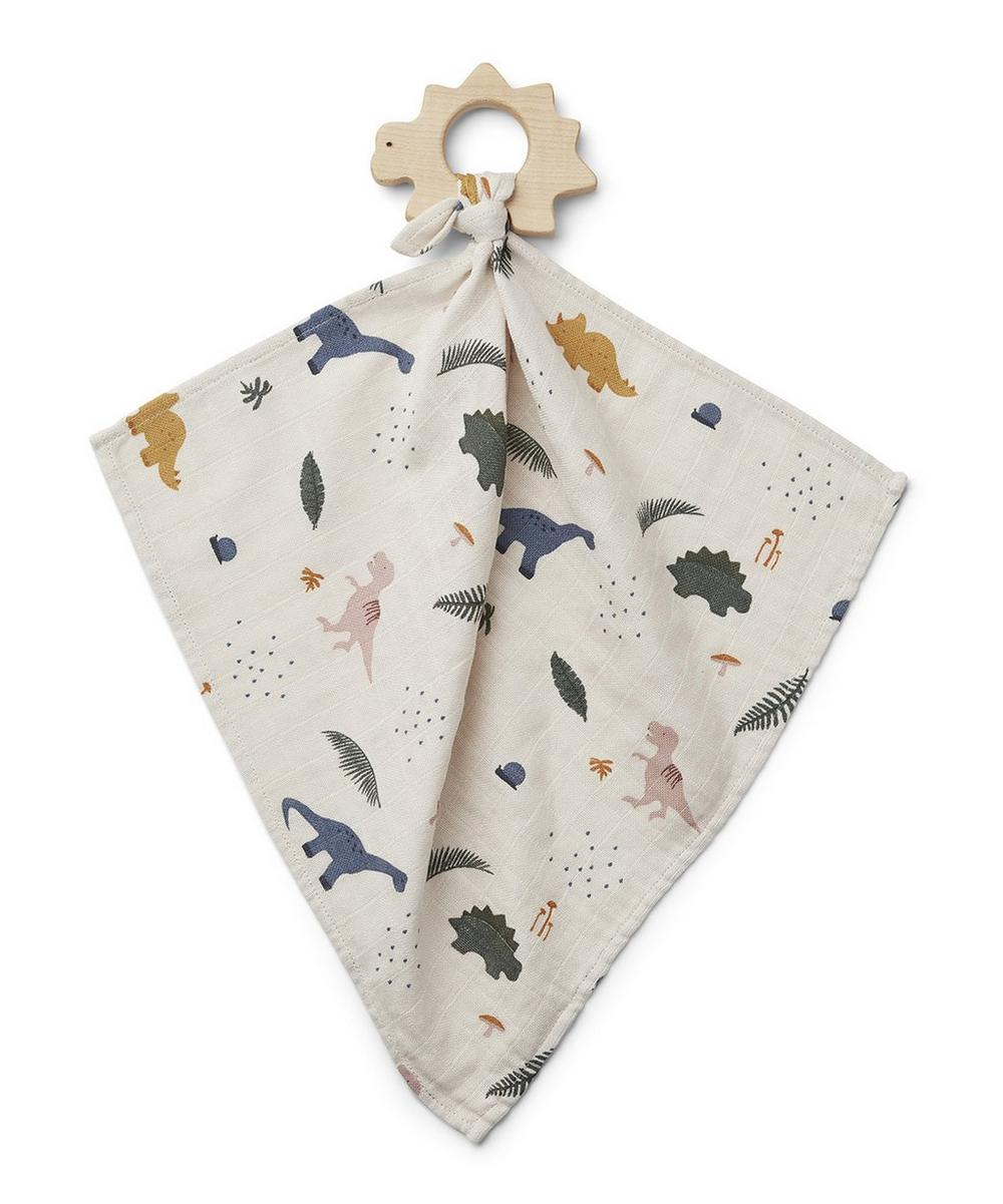 Liewood - Dines Dino Teether Cuddle Cloth