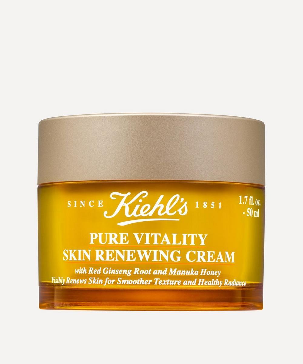 Kiehl's - Pure Vitality Skin Renewing Cream 50ml